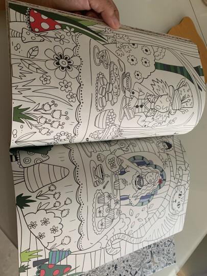 七色童话:给孩子的涂色书 晒单图