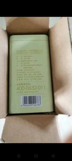 一杯香2020新茶明前安吉白茶100g茶叶绿茶礼盒装正宗浓香春茶散装 晒单图