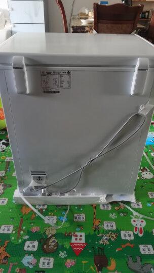 容声(Ronshen) 145升冰柜小型迷你家用 冷藏冷冻转换冷柜 一级能效BD/BC-145MB 单温卧式小冰箱 晒单图
