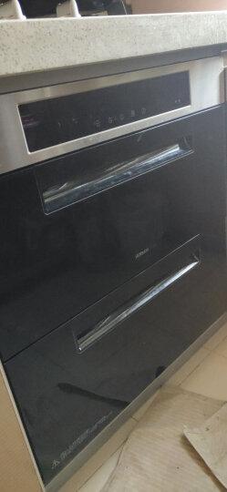 老板(Robam)二星级 100升 五重净化嵌入式智能消毒柜 碗柜727T 晒单图