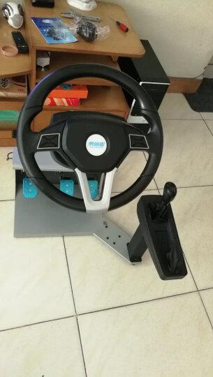 易驾星汽车驾驶模拟器训练机学车方向盘手动自动挡练车神器驾吧驾校驾照开车模拟训练机欧卡三维导师赛车游戏 智能新款顶配 晒单图