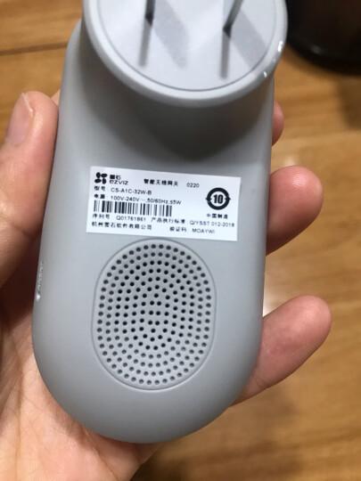 萤石(EZVIZ)T10无线水浸传感器ip camera 晒单图