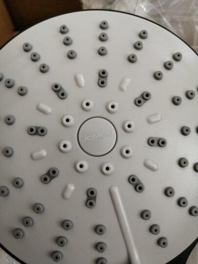 九牧(JOMOO) 卫浴配件不锈钢塑钢管双头软管耐高温抗拉伸弯曲塑钢管  H4139 30CM 晒单图