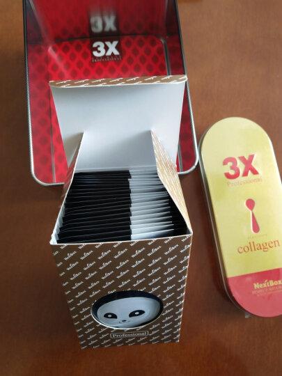 魔盒 (NextBox)眼膜眼贴膜去黑眼圈眼袋贴细纹紧致 眼袋消3X弹力塑形眼膜眼贴20对 晒单图