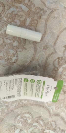 曼秀雷敦 天然植物润唇膏小蜜油-无香料4g(无色无味 润唇膏 持久保湿 防干裂开裂脱皮)新老包装随机发货 晒单图