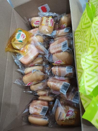 达利园 法式软面包香橙味600g休闲零食大礼包代餐早餐小面包办公室网红食品儿童蛋糕点心 晒单图