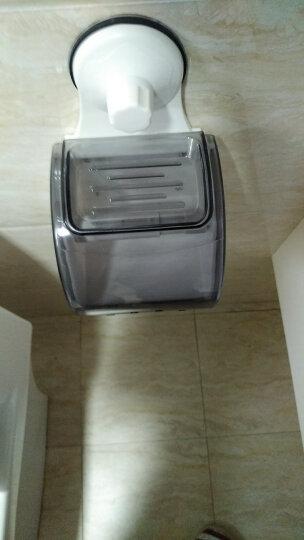 双庆家居 吸盘防水纸巾架厕纸盒卷纸架 SQ-1983 晒单图