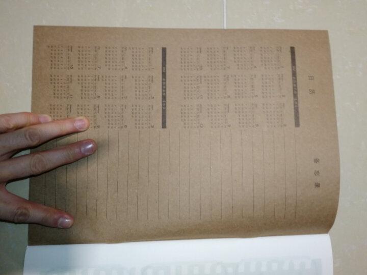 音乐笔记五线谱本  晒单图
