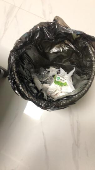 家杰优品 塑料垃圾桶袋大号家用厨房卫生间客厅圆形纸篓12L JJ-101 晒单图