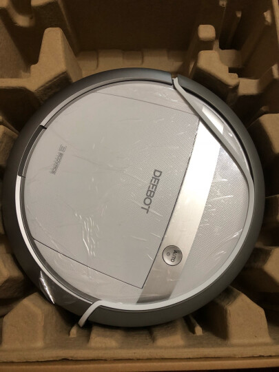 【京东JOY联名款】科沃斯(Ecovacs)地宝倾城JOY DG710扫地机器人扫拖吸一体规划家用吸尘器拖地机 晒单图
