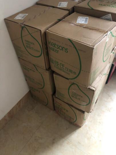 屈臣氏(Watsons)饮用水(蒸馏制法)百年水品牌 旅行聚会必备 家庭用水 4.5L*4桶 整箱装 京东专供定制款 晒单图