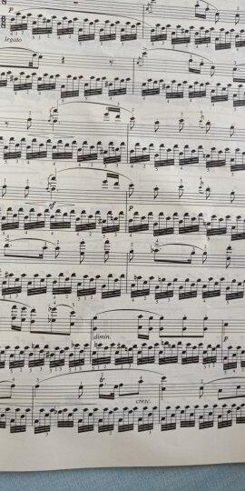 车尔尼钢琴快速练习曲:作品299  晒单图