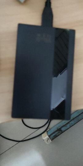 朗科(Netac)1TB USB3.0 移动硬盘 K331高端商务黑系列 2.5英寸 黑色 晒单图