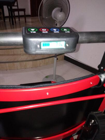 欣奎康 电动爬楼轮椅车便携履带式爬楼车老年人上下楼梯折叠轻便爬楼机手动 升级调速款-减震蜂窝轮-前8寸后10寸 晒单图