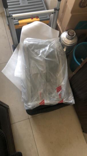 亿高 EKOA大号收纳箱折叠加厚整理箱衣物玩具收纳盒汽车储物箱57L咖啡色 晒单图