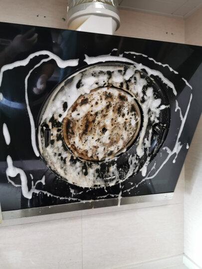 wd-40厨房重油污去除剂wd40吸油烟机清洗剂强力泡沫喷剂450ml 晒单图