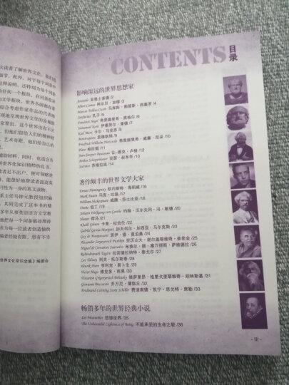 每天读点英文·世界文化常识全集(超值白金版) 晒单图