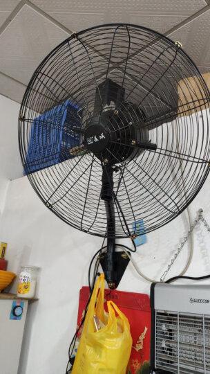 长城(CHANGCHENG)20英寸电风扇工业壁扇500mm扇叶直径商用工业扇工厂车间摇头电扇FB-50 晒单图