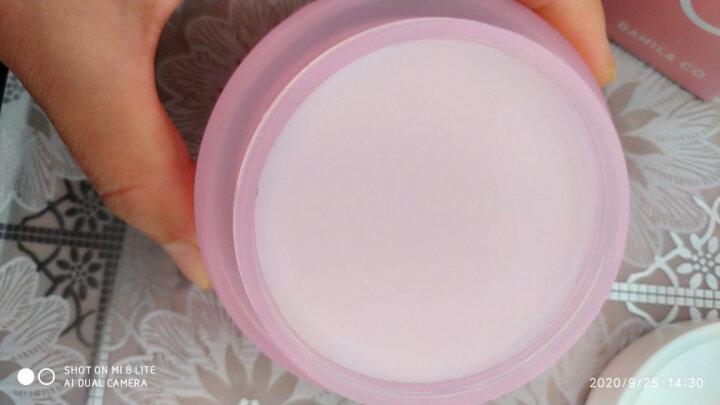 芭妮兰(BANILA CO)净柔卸妆膏经典款100ml(网红粉罐 秒乳化 成分升级 温和快速脸部眼唇可用 卸妆水卸妆乳) 晒单图