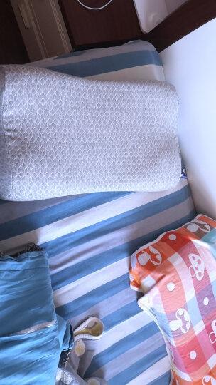 睡眠博士(AiSleep)枕头颈椎枕头 恒温爱护成人颈椎枕头零度绵记忆棉枕头枕芯睡眠偏低枕头睡眠枕 晒单图