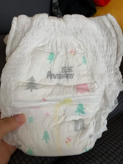 五羊FIVERAM拉拉裤 瞬吸棉成长裤 XXL76片 (15kg以上) 晒单图