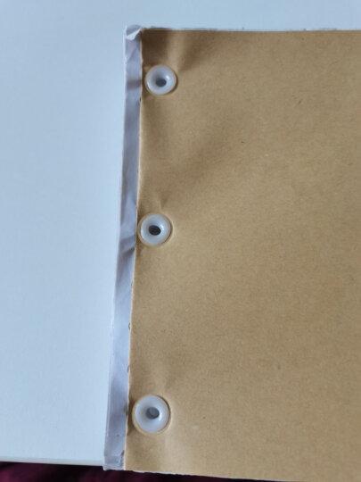 金典(Golden)GD-50M装订机财务自动凭证装订机 档案打孔机 激光定位 晒单图