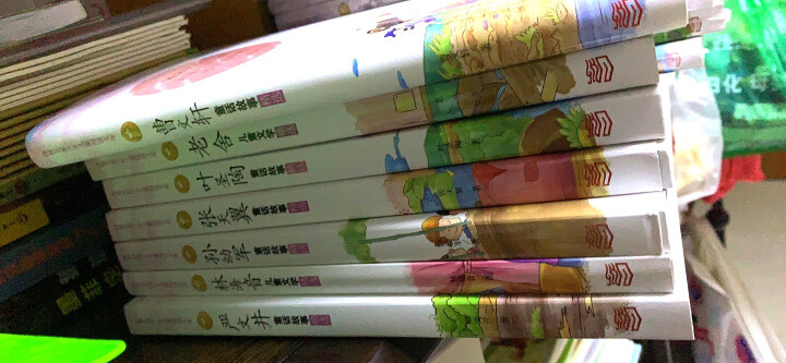 中国名家名作少年儿童文学阅读:金近童话故事精选 晒单图
