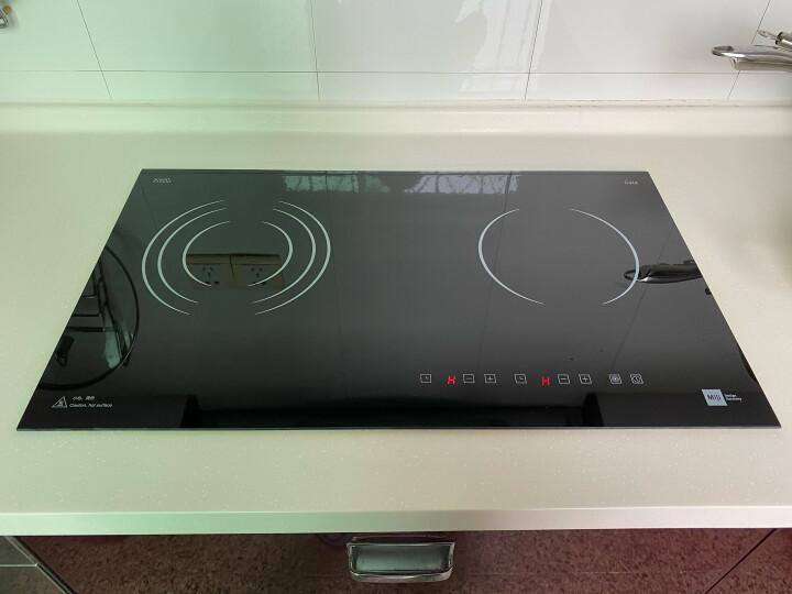 米技(MIJI)电陶炉电磁炉德国米技炉嵌入式双灶静音双圈烹饪Gala II3500W 3500W 晒单图