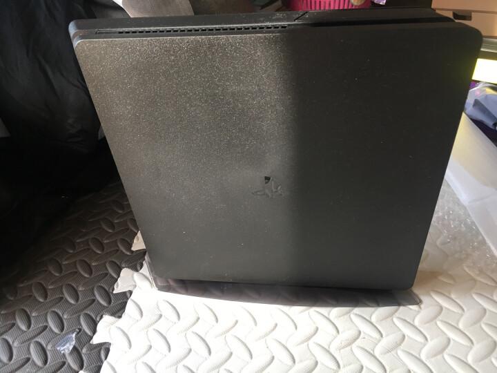 司摩士 -新版PS4 SLIM黑白主机支架散热底座PS4游戏配件SMOS官方原装 浅灰色 晒单图
