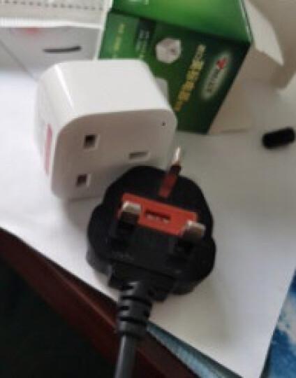 公牛(BULL)电源旅行转换器插座/转换插头 GN-L01CE国标转英标国内使用 晒单图