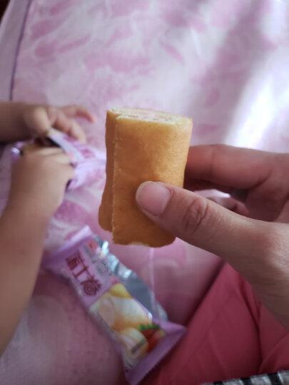 盼盼瑞士卷 面包饼干蛋糕 早餐糕点休闲食品 草莓味1250g 晒单图
