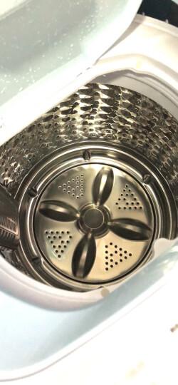 海信(Hisense)迷你系列 波轮洗衣机全自动 3公斤小型母婴迷你洗衣机 宝宝婴儿洗 除菌XQB30-M108LH(BL) 晒单图