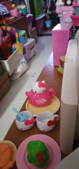 hello Kitty凯蒂猫女孩过家家玩具套装家居家具配件房子屋子公主娃娃公仔 缤FUN游乐园-火车KT-04385 晒单图
