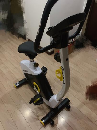 锐步Reebok动感单车 家用静音磁控室内健身车 GB40白色 晒单图