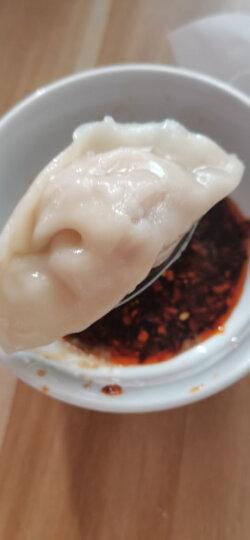 【99元3件】湾仔码头 大白菜猪肉水饺 速冻饺子 720克/袋/36只 晒单图