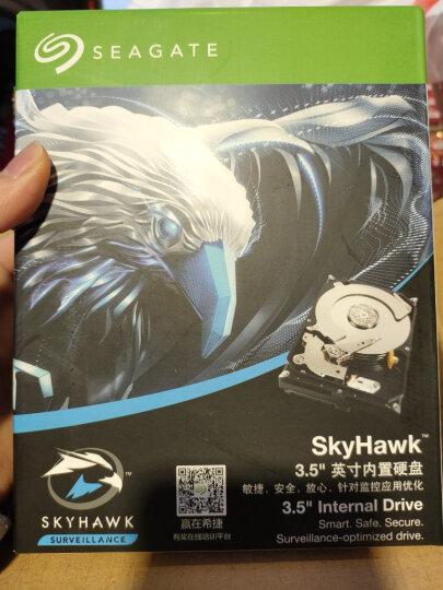 希捷(Seagate)1TB 64MB 5900RPM 监控级硬盘 SATA接口 希捷酷鹰SkyHawk系列(ST1000VX005) 晒单图