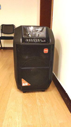 万利达(malata)G12 拉杆音响 12英寸超大功率广场舞音响 无线蓝牙低音炮移动户外音箱 600W充电带麦克风 晒单图