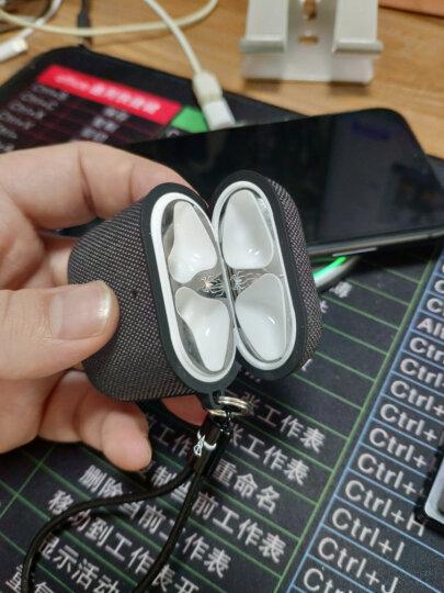 苹果(Apple) airpods2 蓝牙无线耳机 二代 Airpods配有线充电盒 H1芯片(2代新款) Airpods配充电盒 W1芯片 晒单图