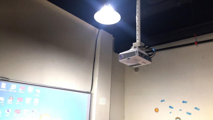 明基(BenQ)MS3083ST+ 短焦投影仪 投影机办公(普清 3200流明 双HDMI高清接口 中大型会议室) 晒单图