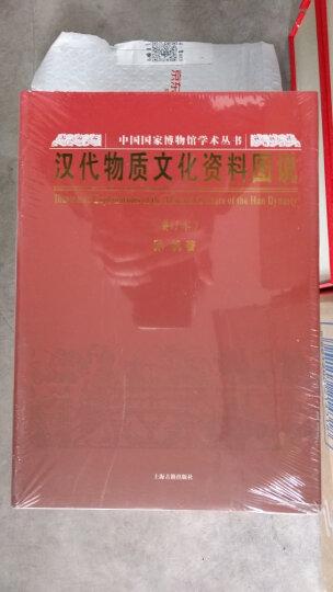 汉代物质文化资料图说(增订本)(中国国家博物馆学术丛书)(孙机作品) 晒单图