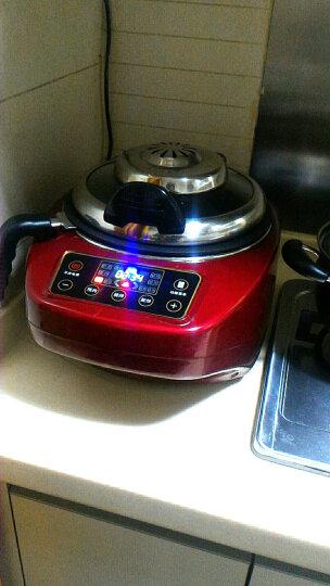 民杭(MINHANG)民杭第六代全自动炒菜机专用平底锅 搅拌锅 晒单图