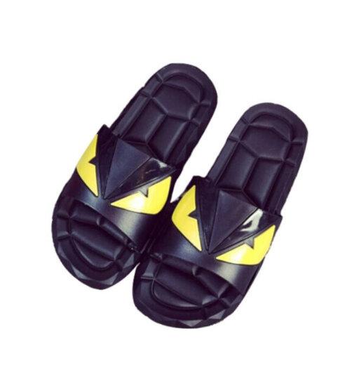 然锋 夏季拖鞋 软底人字拖鞋男女浴室凉拖鞋夹脚沙滩鞋  TTX03 男款黑色一字 40 晒单图