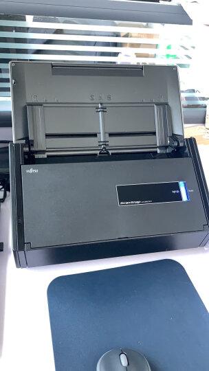 富士通(Fujitsu)ix500扫描仪A4高速高清彩色双面自动馈纸WIFI无线传输 三年无忧保障 只换不修 晒单图