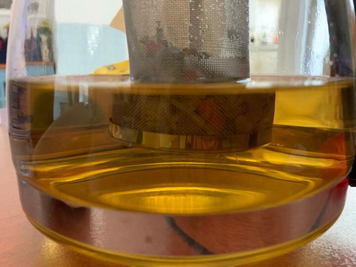 忆江南 茶叶花草茶 玫瑰花茶 平阴原产重瓣红玫瑰干花泡水 100g 晒单图