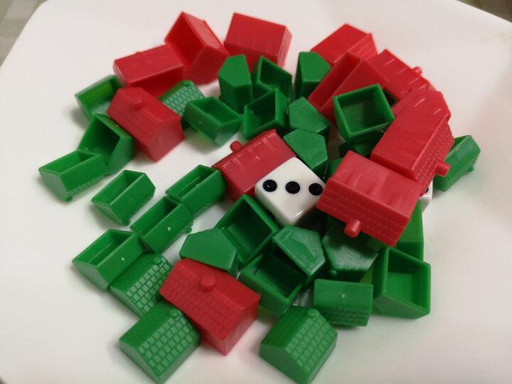 孩之宝(Hasbro) 地产大亨大富翁强手棋中英双语桌游聚会互动益智玩具 经典版 C1009 晒单图
