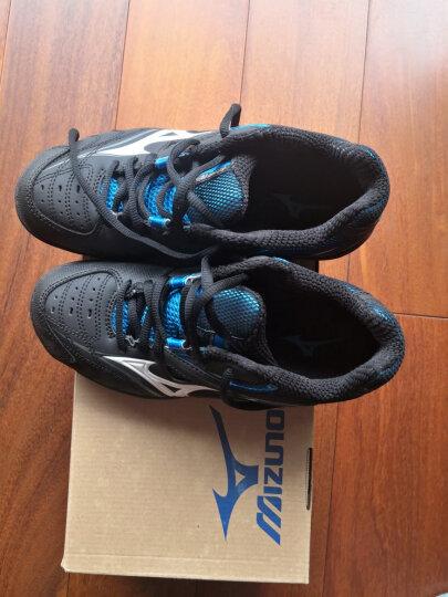 MIZUNO 美津浓WAVE FANG  RX RV VS男女羽毛球鞋减震防滑耐磨运动鞋特价运动球鞋 VS 黑色 141027 38.5=245MM 晒单图