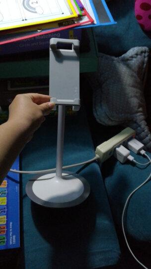 赛鲸 手机平板多功能桌面升降可调节360度直播懒人支架 适用于Surface等4.7至12.9英寸手机平板设备 银色S3 晒单图
