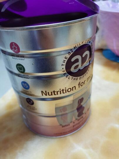 新西兰原装进口 a2 白金版 儿童配方奶粉 含天然A2蛋白 4段(3-6岁) 900g/罐 晒单图