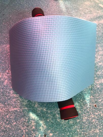 多德士(DDS)健腹轮腹肌轮双轮健身轮(含跪垫) 锻炼运动健身器材家用 腹肌滚轮巨轮健腹器 滚轮直径14.5cm 晒单图