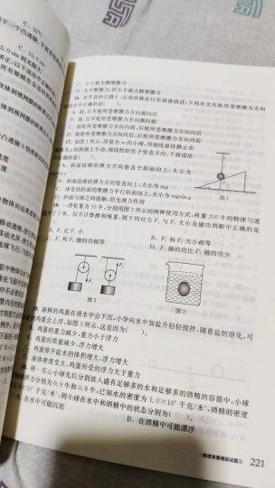 物理竞赛教程:八年级(第五版) 晒单图